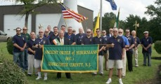 Gloucester county AOH and NJ State Treasurer Sean Hughes